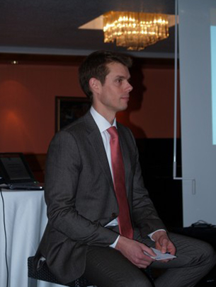 Moderator Herr Jens Niesmann