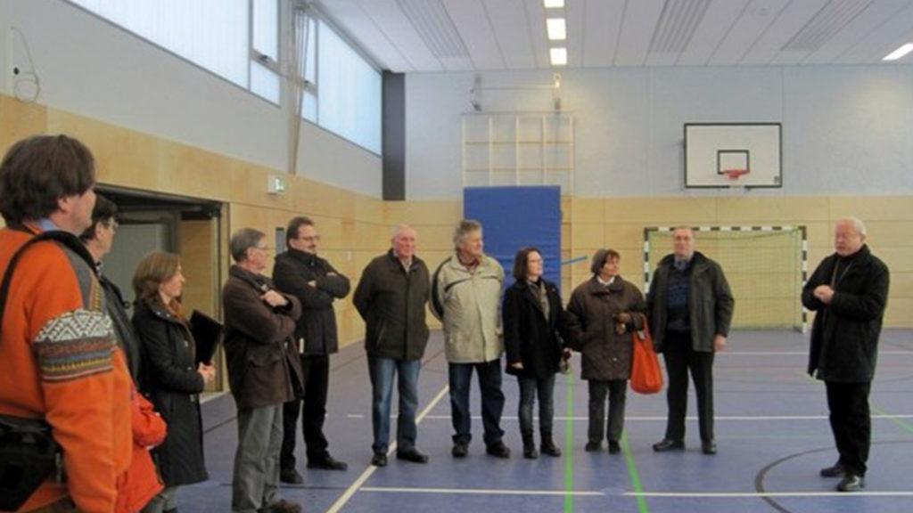 Turnhalle Schönbach